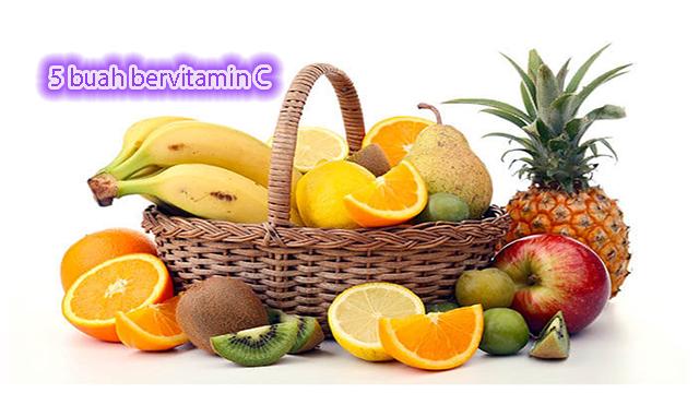5 Buah yang Memiliki Vitamin C